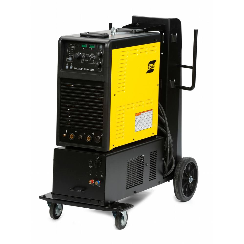 Heliarc AC/DC 353iw Package Water Cooled