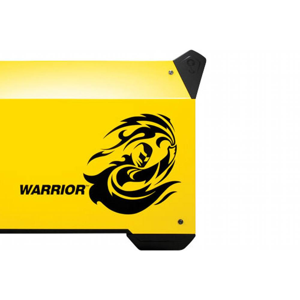 Warrior 400A AirCooled Package 1.7m Interconnections