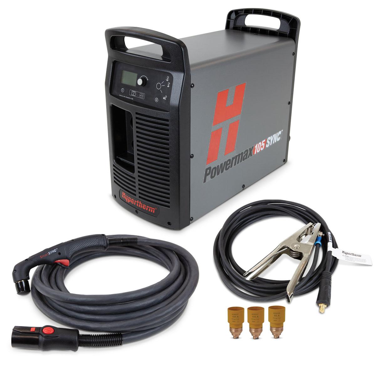 Hypertherm Powermax105 SYNC 415V Package
