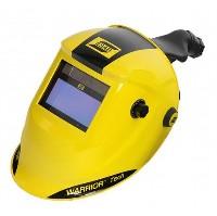 Welding Helmet Warrior-Tech Yellow 9-13 for Air
