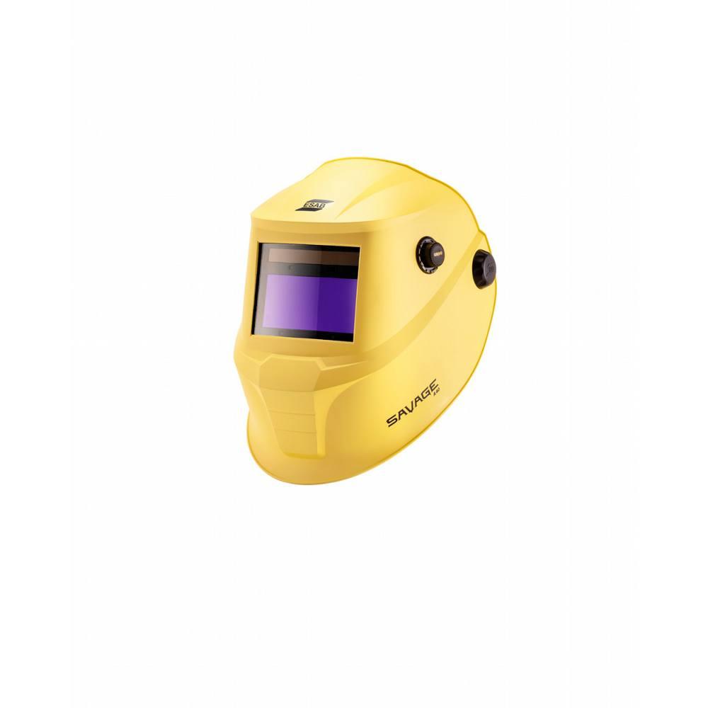 Welding Helmet ESAB SAVAGE A40 Yellow