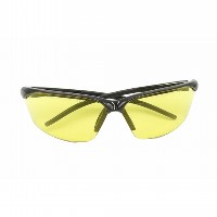 Warrior Safety Spectacles Amber