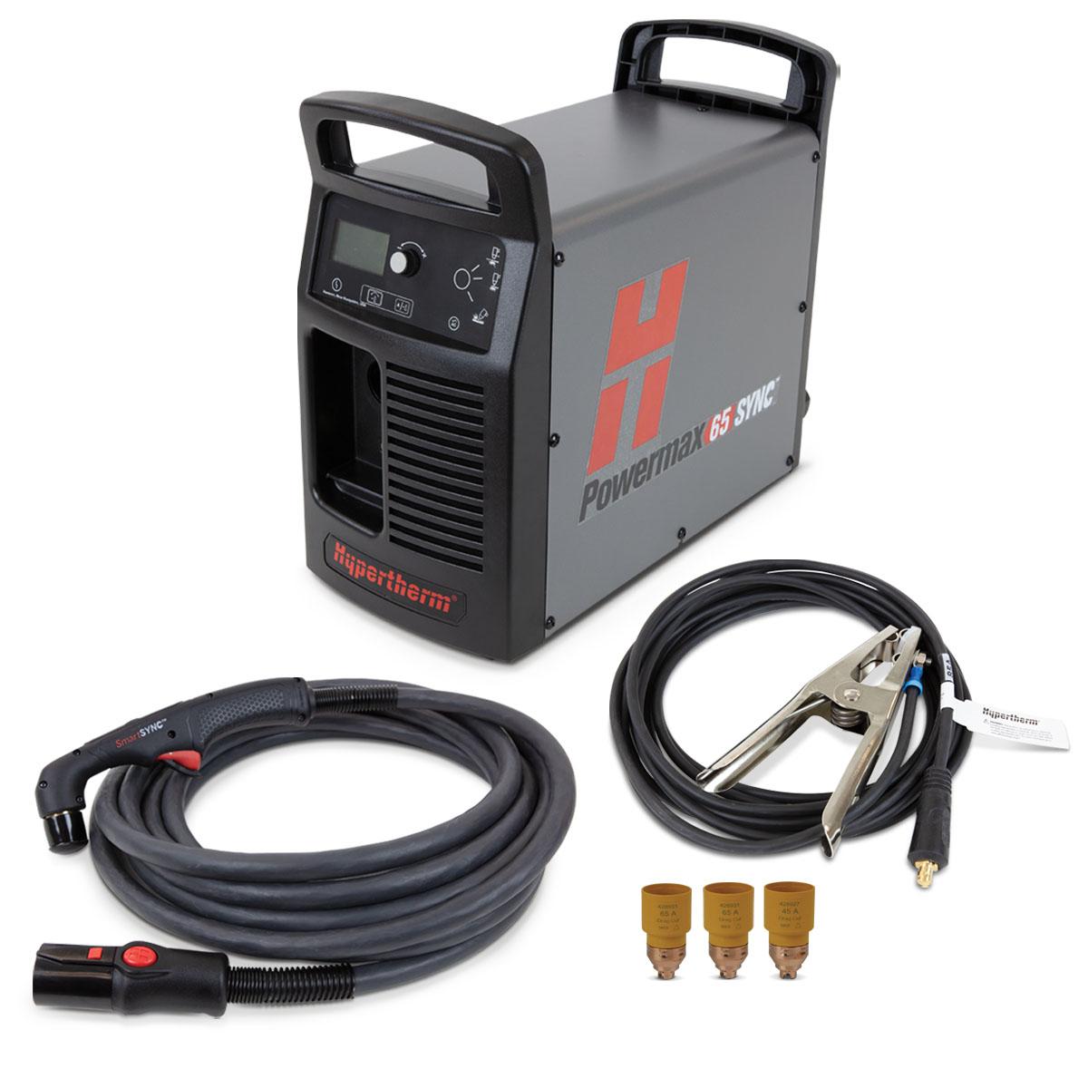 Hypertherm Powermax65 SYNC 415V Package