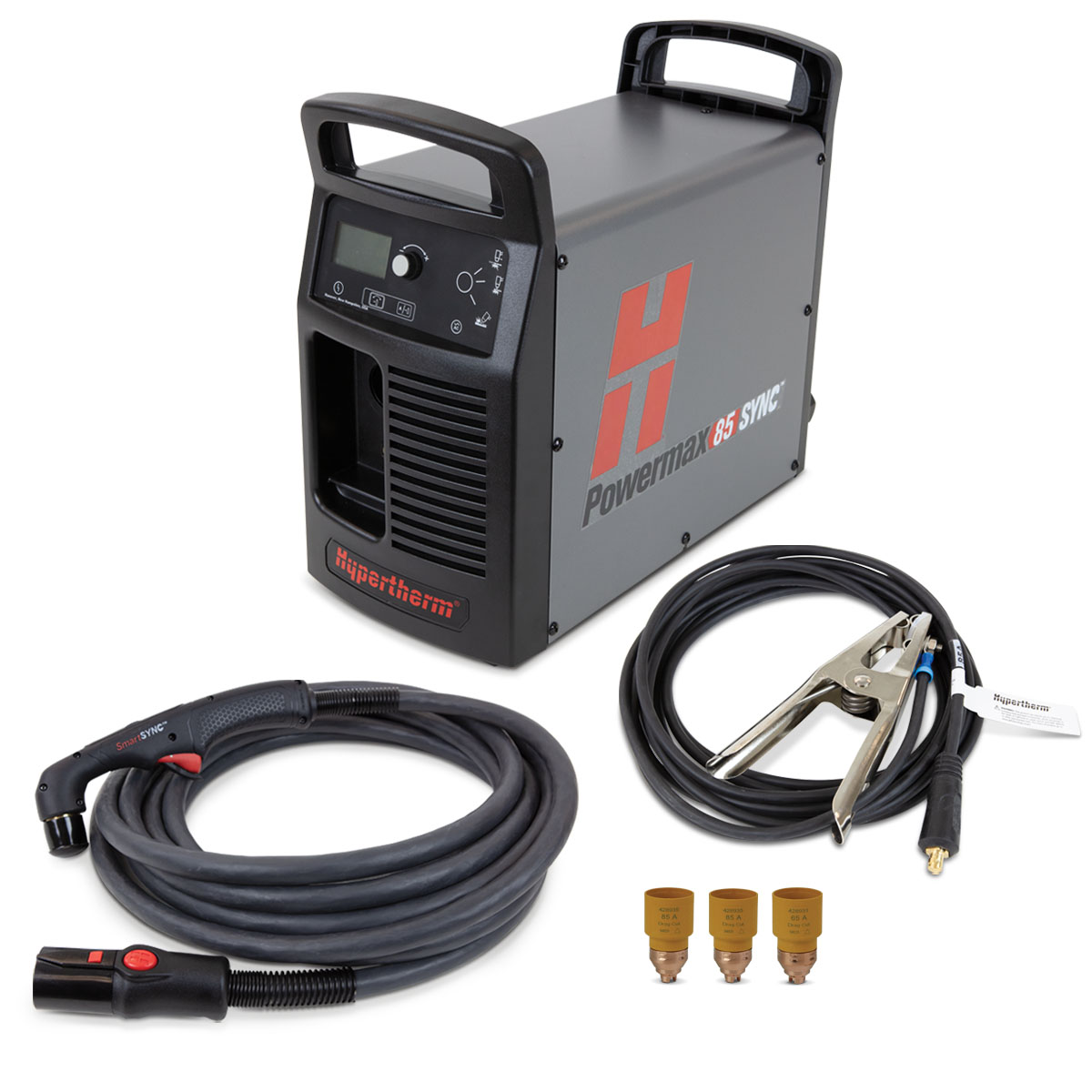 Hypertherm Powermax85 SYNC 415V Package