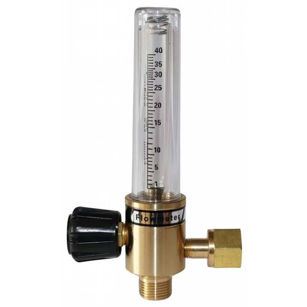 Flowmeter CO2 0-40 L/min