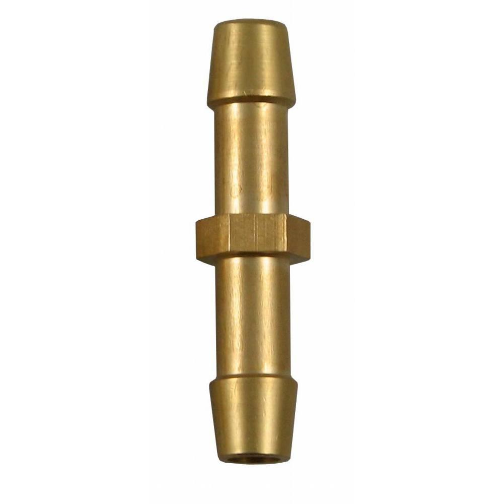 """Brass Splicer 3/8"""""""
