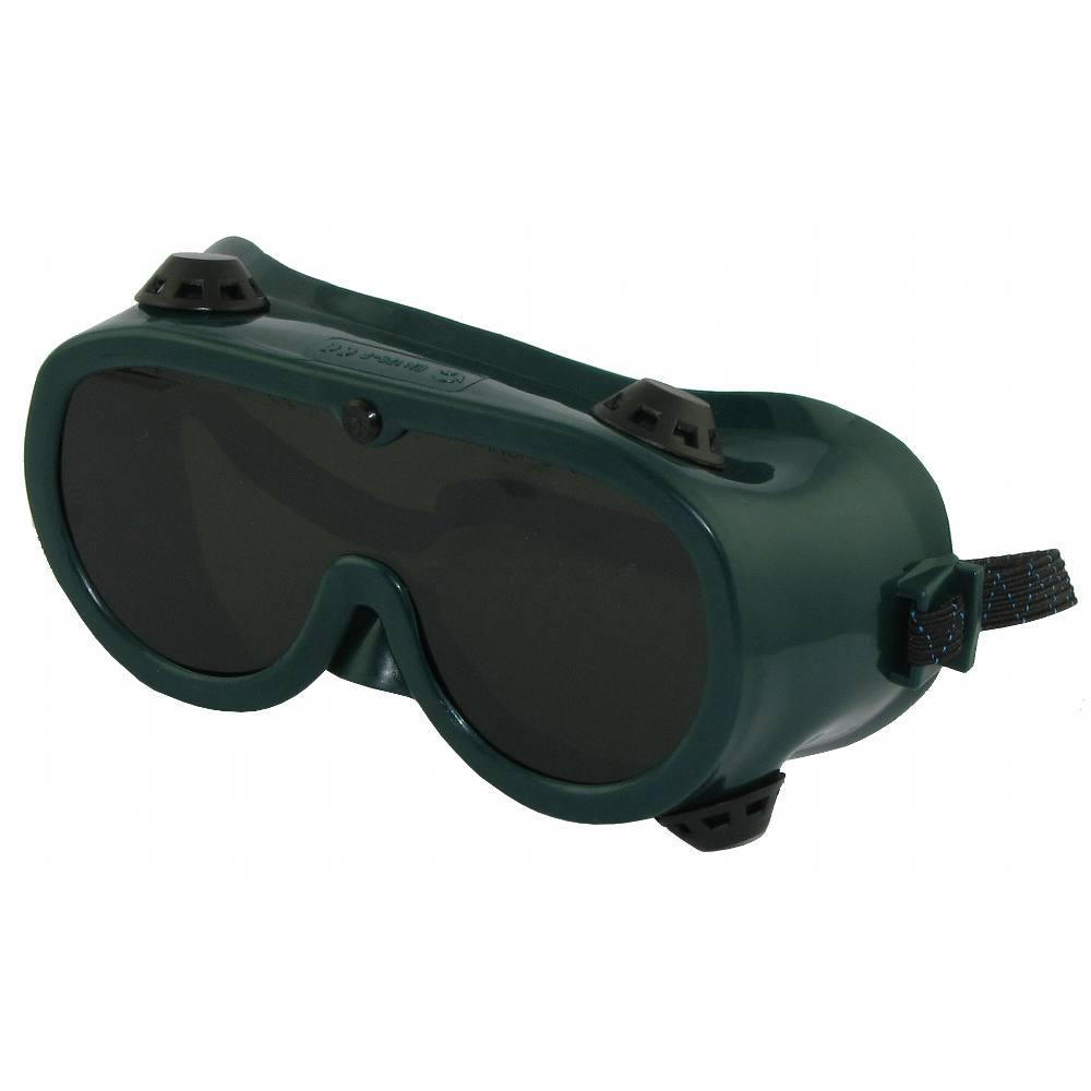 Burning Goggles Panorama Shade 5
