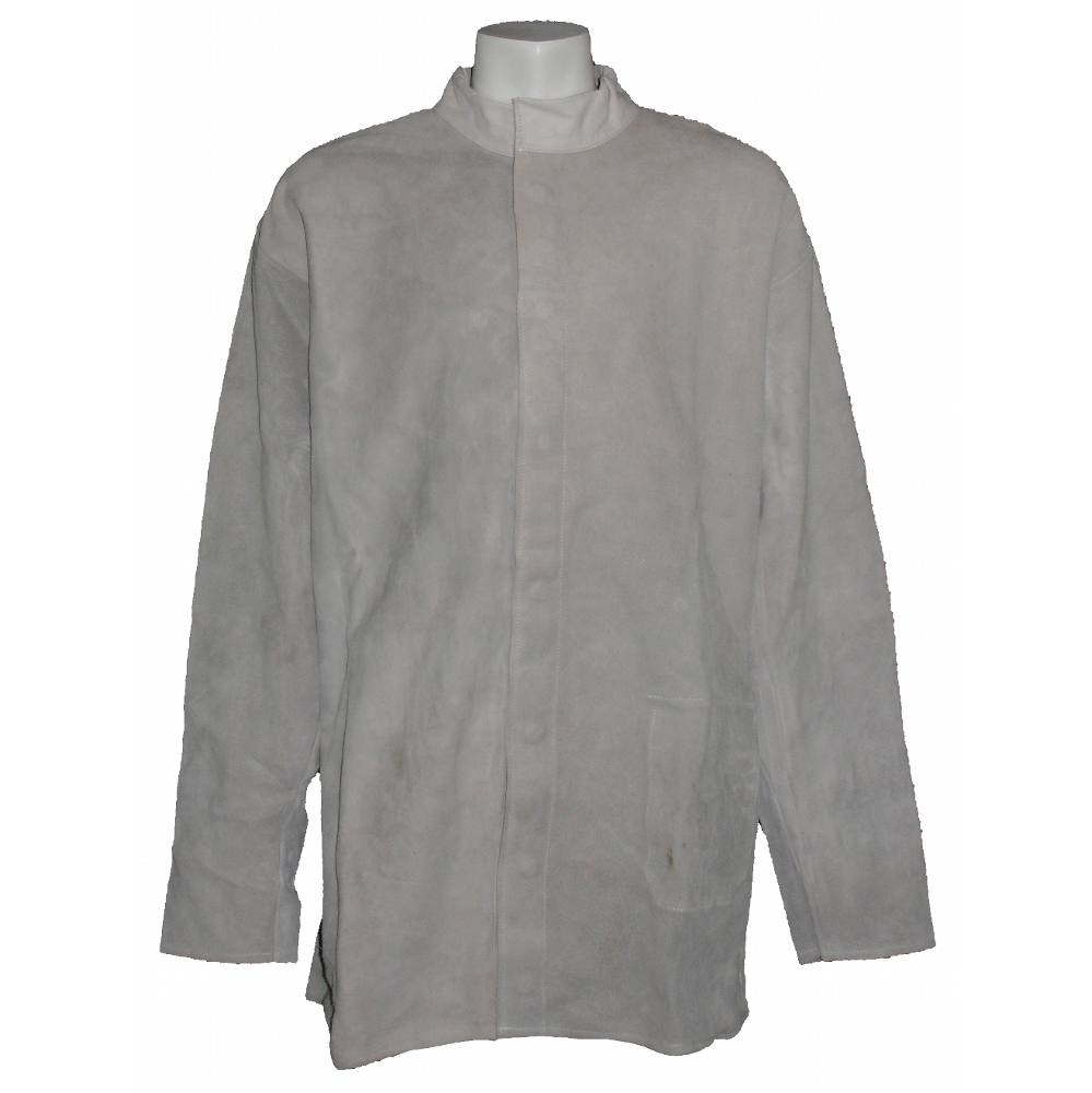 Welders Jacket Chrome Leather XXL