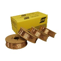 ESAB WELD G3Si1 MIG WIRE 1.0mm 15KG