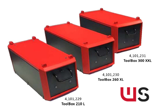 Fronius TransTig MagicWave 190i 230i / TransSteel 2200 / ToolBox 210L