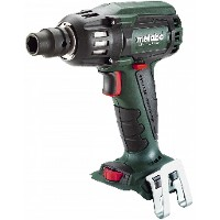 """METABO SSW 18 LTX 400 BL 1/2"""" Impact Wrench Body Only + Case"""