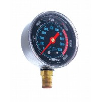 GAUGE 100mm 0-700bar/0-14,2T CL. 1