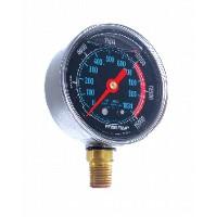 GAUGE 100mm 0-700bar/0-28.5T CL.1