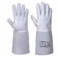 Premium Grey Tig Gauntlet XL/10