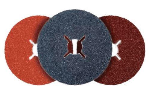 Sanding Fibre Discs 115mm x 36 Grit Zirconium