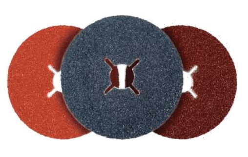 Sanding Fibre Discs 125mm x 36 Grit Zirconium