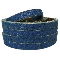 File Belt 25mm x 610mm x 40g Ziconated