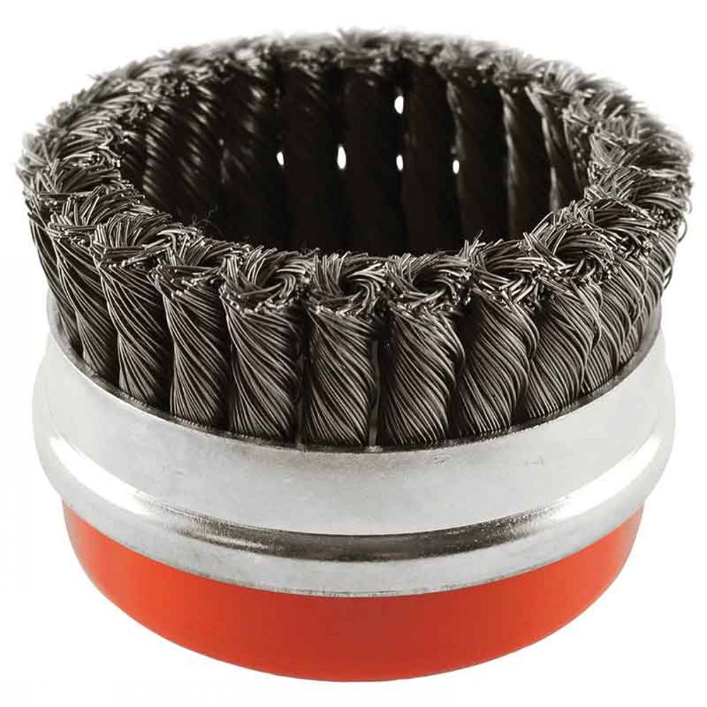 70mm x M14 Cup Brush Twisted Wire S-T 0.50