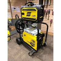ESAB WARRIOR 400i WITH ROBUSTFEED PACKAGE