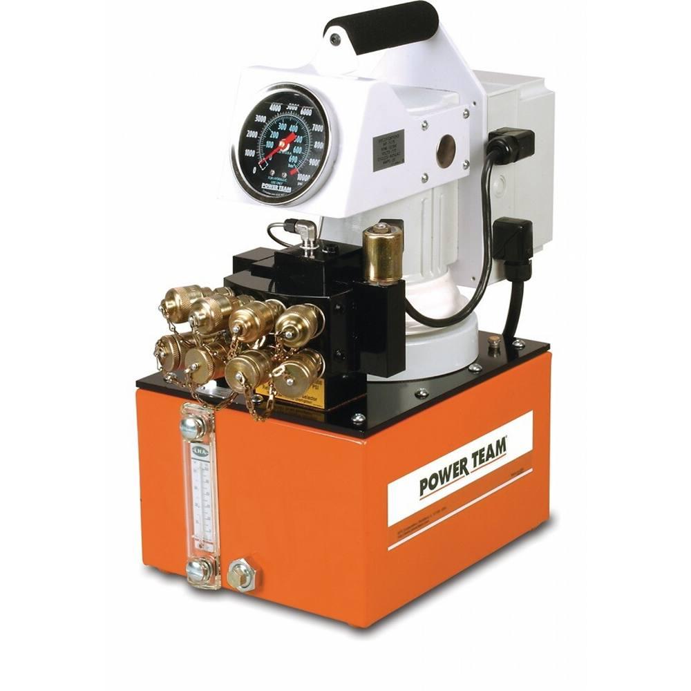 PUMP, ELEC / HYD - 110/115V, 50/60 Hz