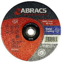 "Cutting Disc Abracs Phoneix II 125mm 5"""