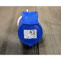 Socket 230V 32A (Blue)